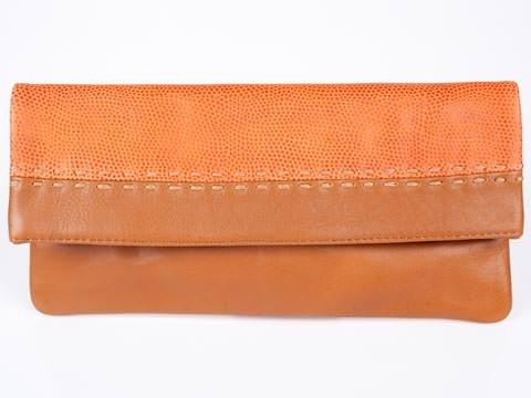 Skor - Filippa K: Tara Contrast Clutch | Yttersidan av skon