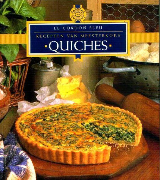 Le Cordon Bleu : Quiches