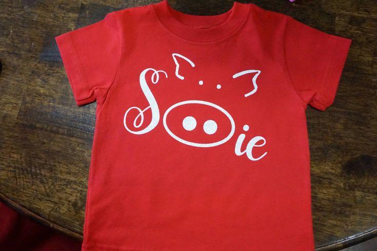 Children's Razorback Shirt by LivingGrace01 on Etsy https://www.etsy.com/listing/546256091/childrens-razorback-shirt