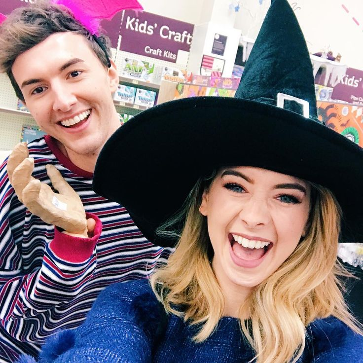"""420.3k Likes, 1,940 Comments - Zoella (@zoella) on Instagram: """"We found Halloween items in Hobby Craft & I got way too excited """""""