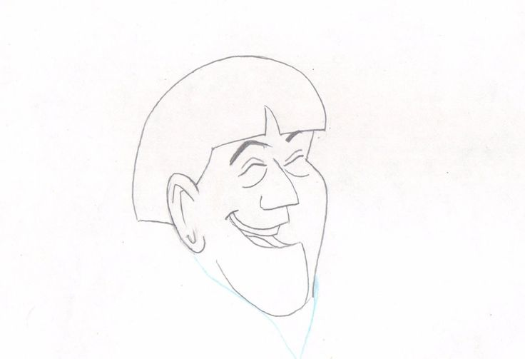 Stooges Scooby Doo 1972-3 Moe Howard Animation Cel drawing Hanna Barbera COA