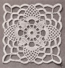 mantel crochet - Google Search