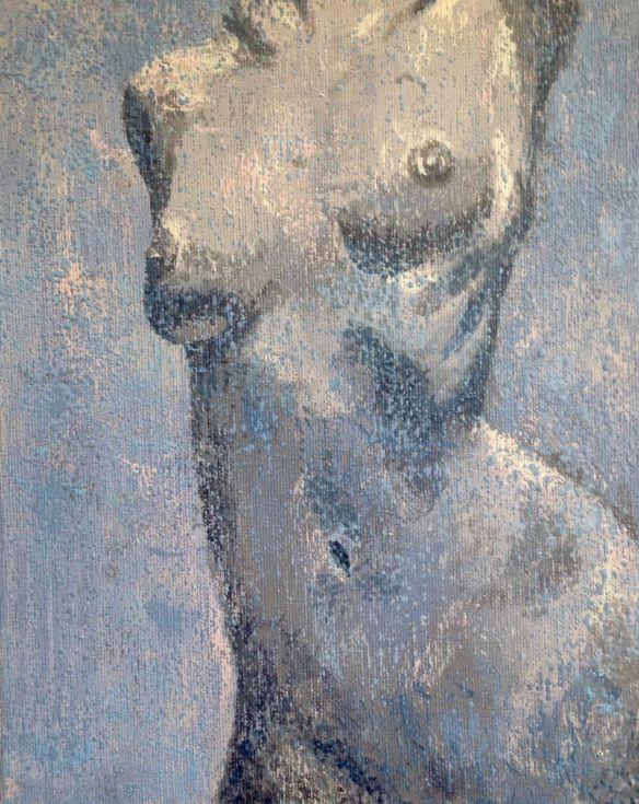 Jacek Sikora ( #Siccora ) SOUND OF SUN ON THE SKIN, 2016, Acrylic on canvas, 24 x 30 cm #art #contemporary #fineart #canvas #abstract #abstractart #abstractpainting #abstraction #painting #contemporaryart #deep #design #loveart #visualartist #modern #buyart #abstract #impression