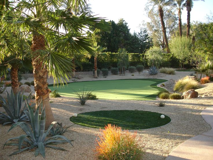 Easy putting greens with EasyTurf! l artificial grass l synthetic grass l putting green l golf l sports l go green l