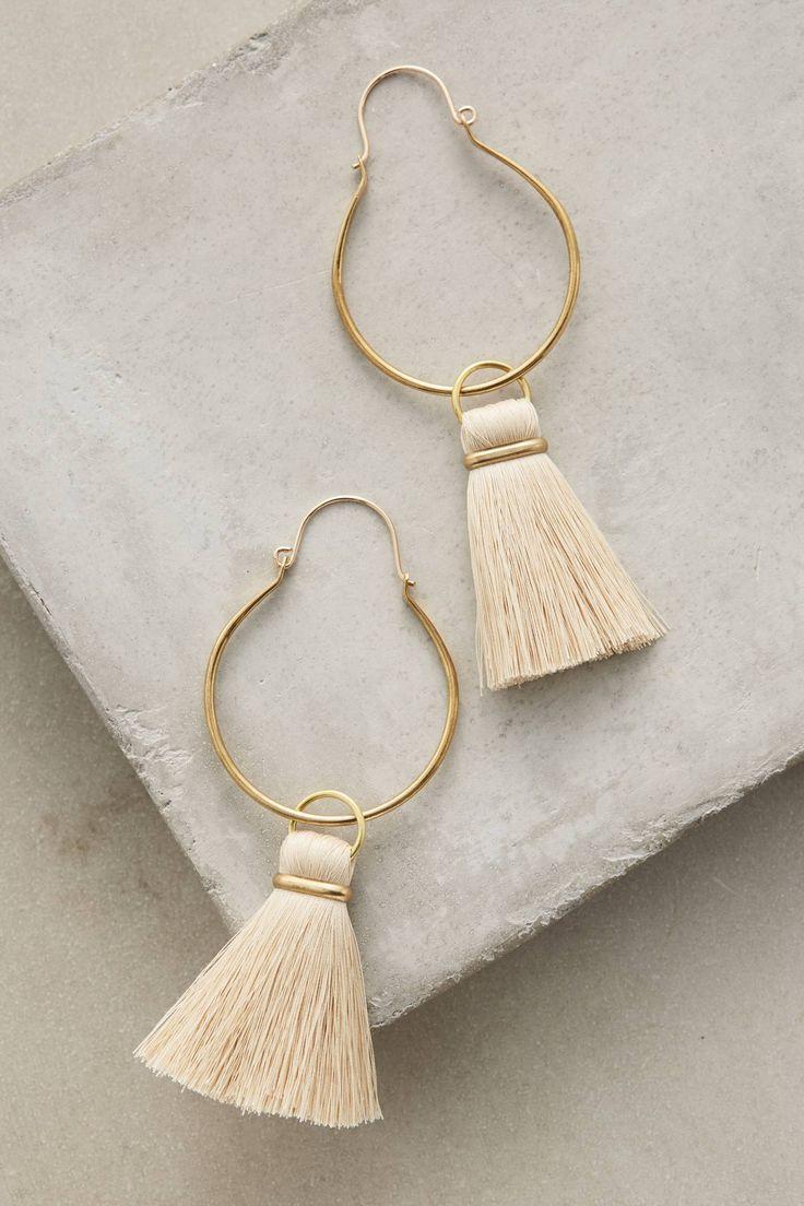 Best 25+ Hoop earrings ideas on Pinterest | Minimalist ...