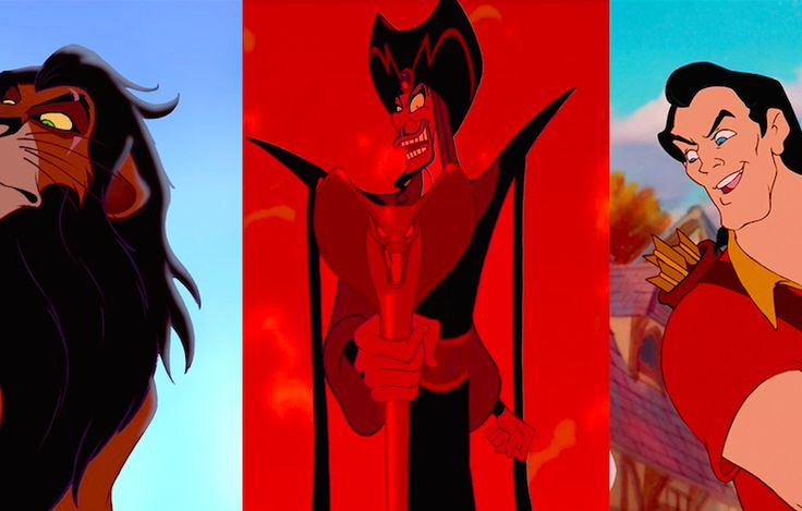 10 Things You Didn't Know About Disney Villains