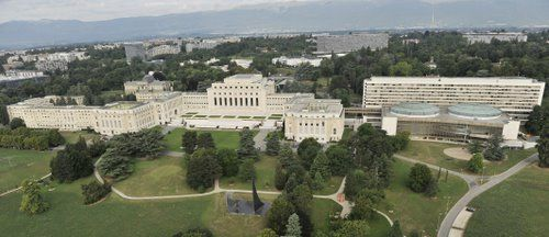 Where global solutions are shaped for you | The Palais des Nations