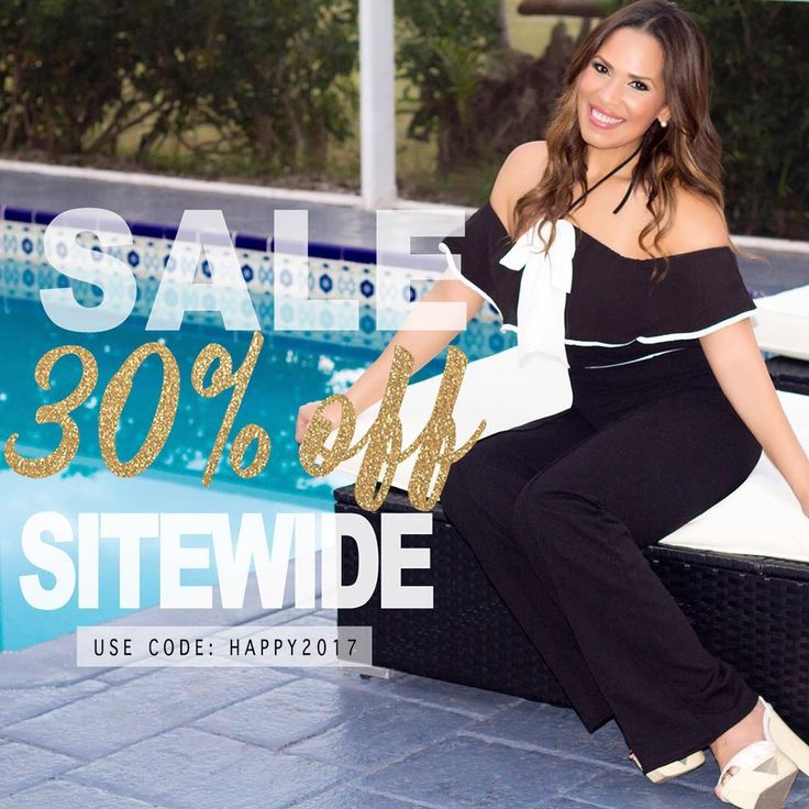 """NEW YEAR BLOWOUT SALE! 30% OFF EVERYTHING!😱 Use code """"happy2017"""" Plus Free US Shipping above $75.00! Shop Now at www.MySexyStyles.com🛍✨link is in our bio😉#mysexystyles #holiday #dresses #jumpsuits #outfit #beautiful #ootd #ootdmagazine #jlo #kim #kardashian #latina #dominicana #pink #instafashion #hair #makeup #nails #fashion #fashionblogger #influencer #girl #girls #sale #style #stylish #onlineshopping #model #pretty #love"""