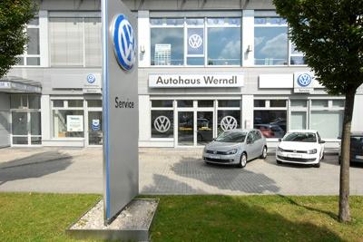 Autohaus Werndl GmbH & Co Haager Straße 5 81671 München