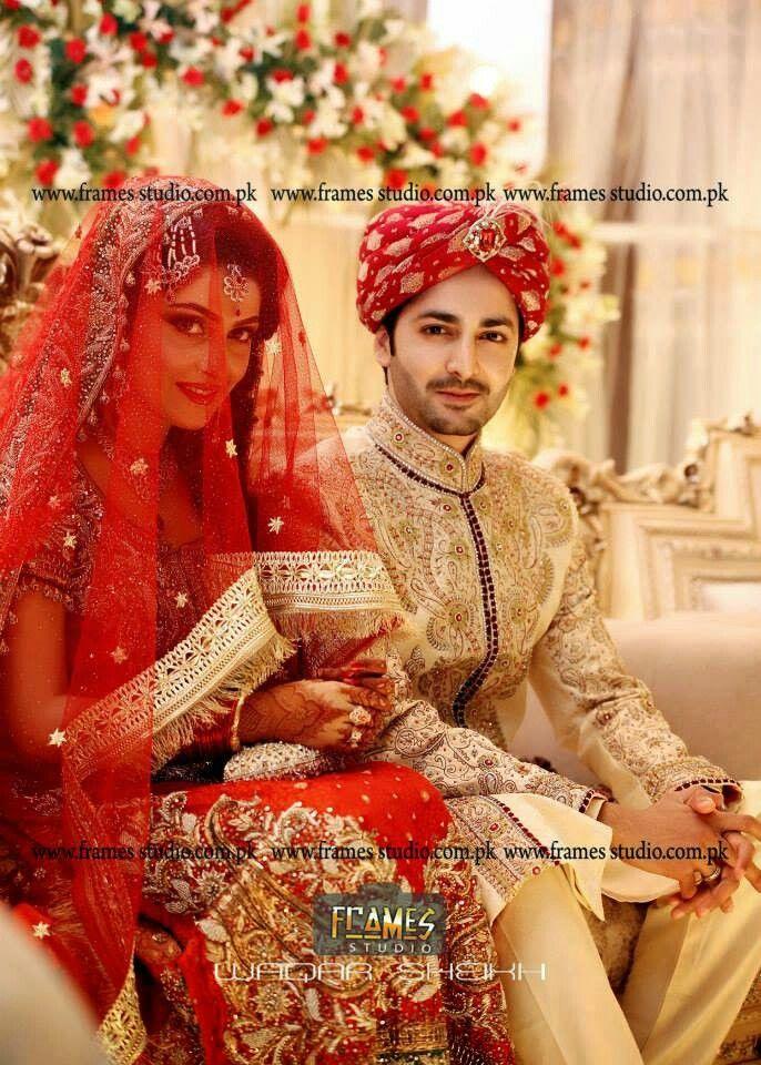 Stani Bride Aiza Khan