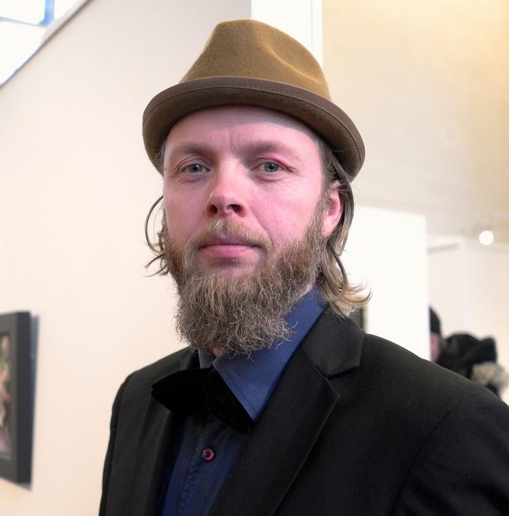 Jan Brolykke, owner, GalleriLABR Gasværket, Roskilde