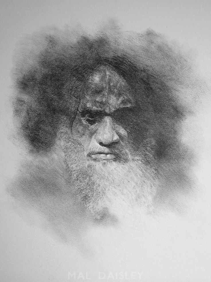 I have named this study 'Shadow Man', it's yet another version of the same picture, this time finished in graphite pencil on paper.