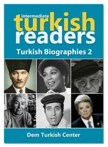 turkish language books - turkish biographies 2