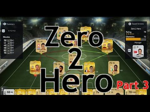 Fifa 15: Zero 2 Hero - Part 3 | Ultimate Team