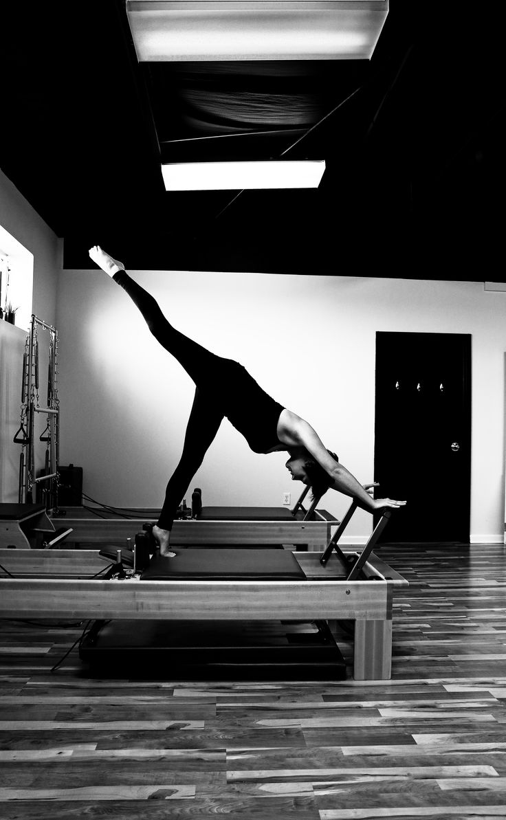 classical/authentic pilates at InJoy Movement Studio. Wilmington, NC.