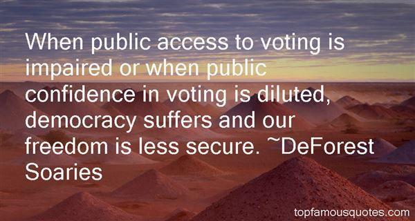 Voting Quotes: best 201 quotes about Voting