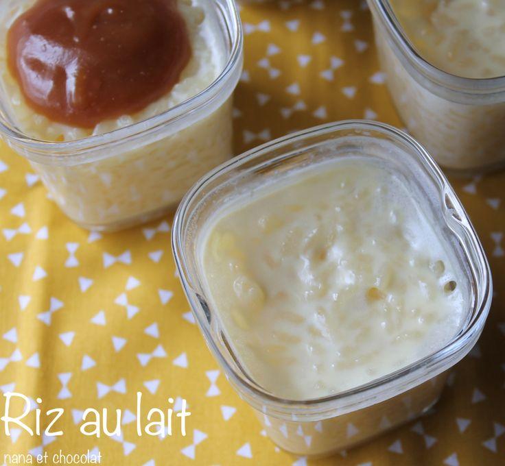 J'utilise souvent ma yaourtière pour préparer des petits desserts rapides tels que des flans, des crèmes brulées, de la semoule au lait… Cette fois j'ai testé le riz au lait, et j…