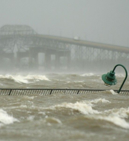 Hurricane Rita- 2005 Lake Charles, La.