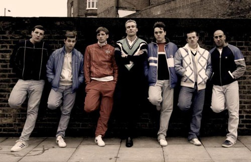 THE CASUAL SUBCULTURE : football hooliganism & expensive designer clothing