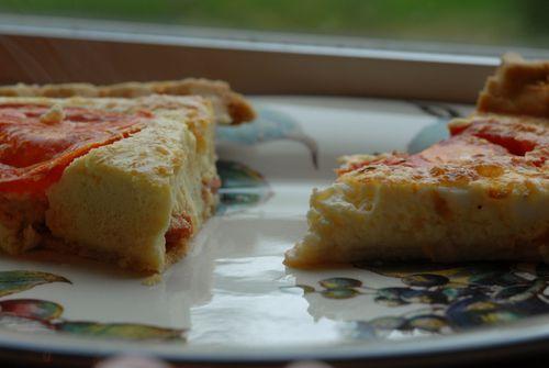 Gluten and Casein free Quiche