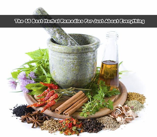 The 55 Best Herbal Remedies For Just About Everything Read HERE --- > http://www.livinggreenandfrugally.com/the-55-best-herbal-remedies-for-just-about-everything/