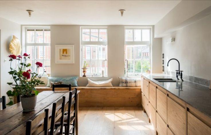 Cassandra Ellis kitchen, artemide teti fixtures