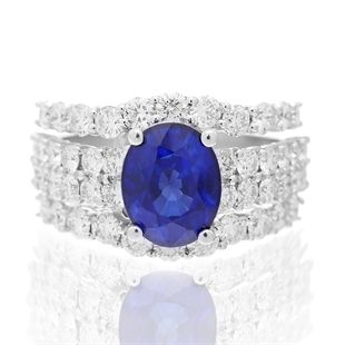 Sapphire... why not?