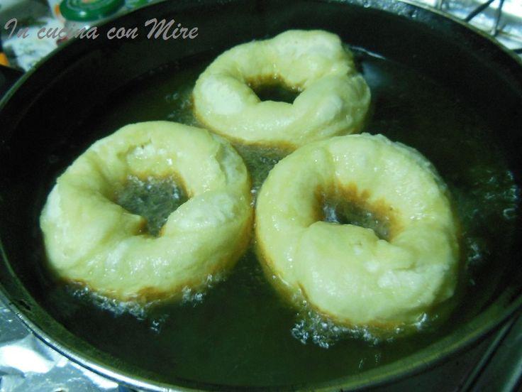 #gialloblogs #ricettebloggerriunite Frittura-consigli come farla   In cucina con Mire