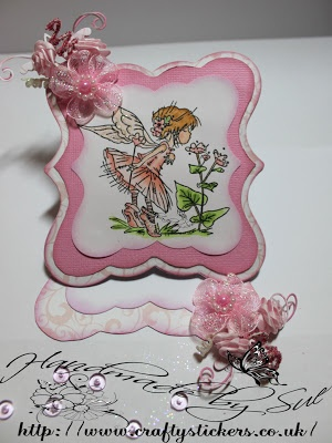 Lili of the Valley Ltd Stamp - Fairies
