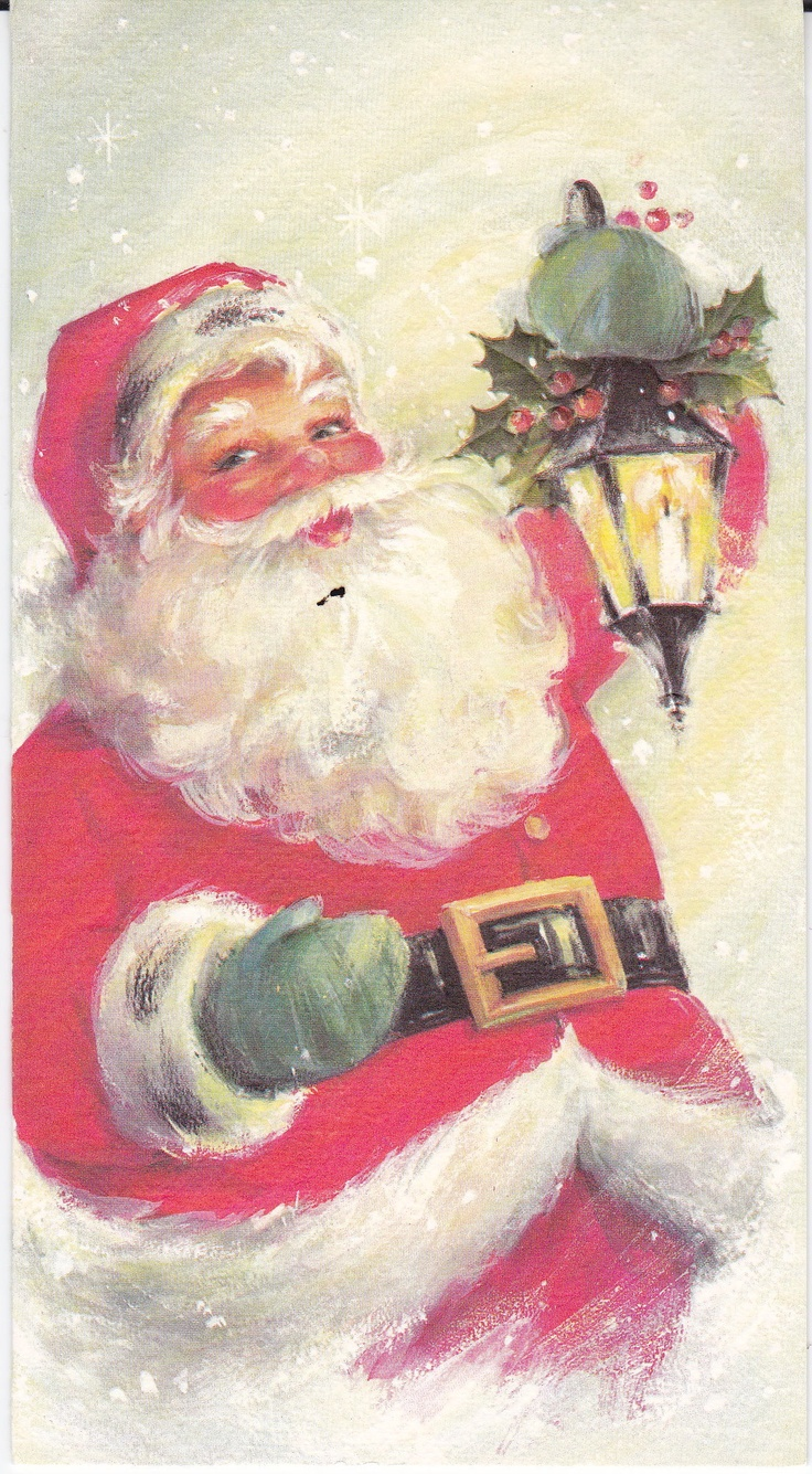 398 best vintage santa claus pictures images on pinterest father