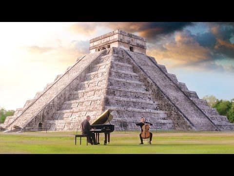 The Jungle Book / Sarabande (Mayan Style) - ThePianoGuys - YouTube / Music / Piano / Cello / Art / The Piano Guys / Cinematography /