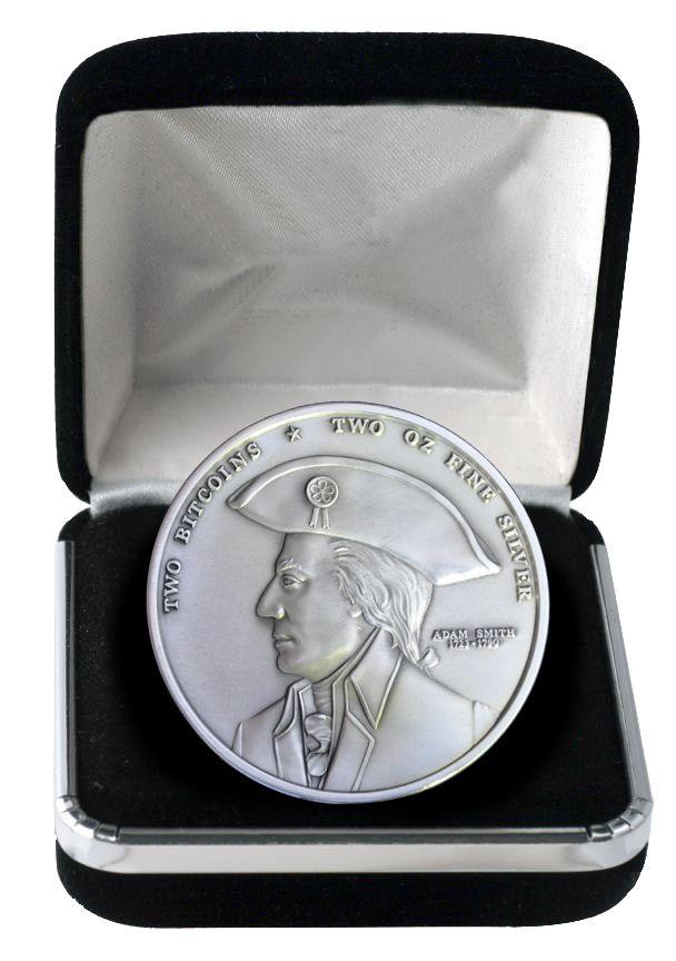 Alitin Mint.  2013 Adam Smith Limited 1st Edition.