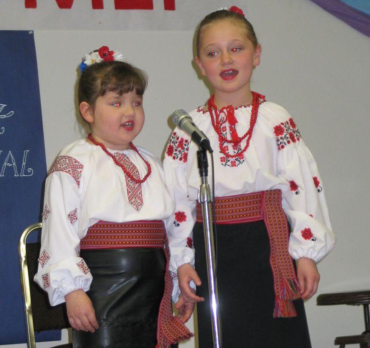 Ukrainian Duet Vegreville