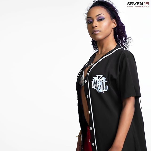 American Mesh Baseball Jersey Available at www.crmcclothing.co | WE SHIP WORLDWIDE Model - @evie_cherrie Photography by @seven15_photo #vixen #baseball #alternative #lovebaseball #fashionstatement #fashionista #fashion #alternativeblackgirl #blackmodel #blackgirlsrock #beautifulblackwomen #cute #instacute #beautiful #dailyfashion #styles #style #alternativegirl #alternativeteen #alternativeboy #love