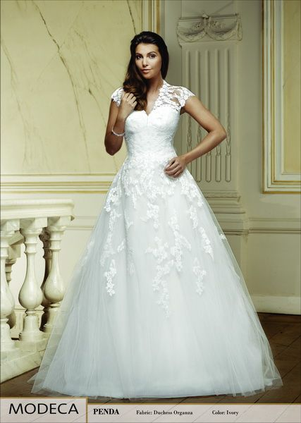 Modeca wedding dress collection 2014 - Pendra