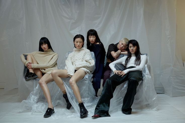 Individuality is Key for These East Asian Muses – Of The Minute