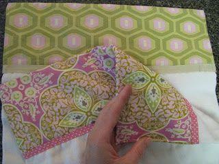 CREATE STUDIO: Two-Sided Burp Cloth Tutorial
