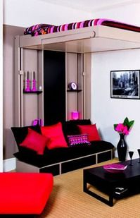 Cool Small Room Ideas for Teen Girls