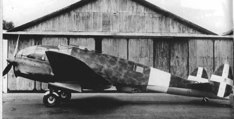 Caproni Ca 331 A