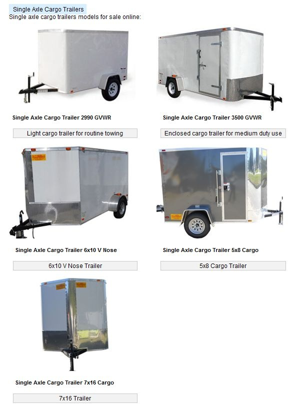 Single Axle Trailer is one of the most popular trailers in Savannah. Use this trailer for town and city purpose.