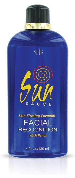 Sun Sauce Anti-Aging Facial Recognition 4oz