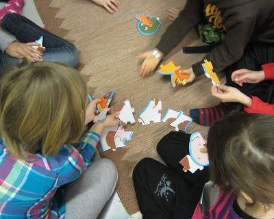 Open ideat: Toiminnallinen äidinkieli - sanaluokat