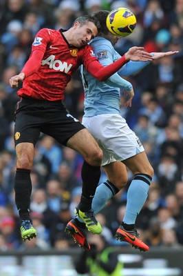 Manchester City Vs Manchester United(2-3)