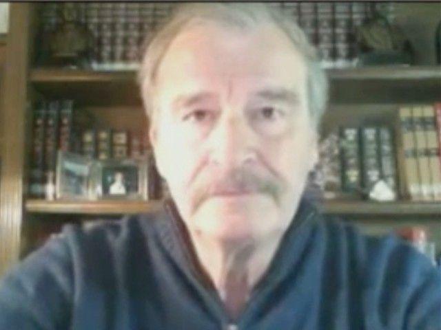 Vicente Fox: Fidel Castro Was an 'Authoritarian' Leader - 'Similar to Trump' - Breitbart