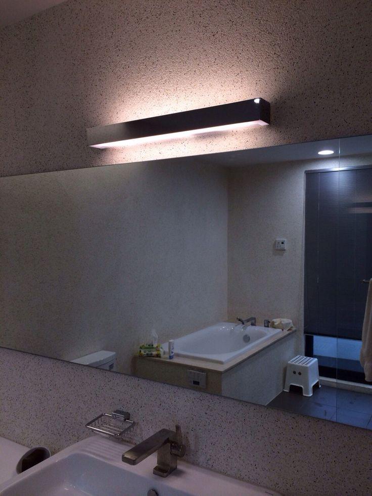 Flos all light closed(chrome) in my bathroom.