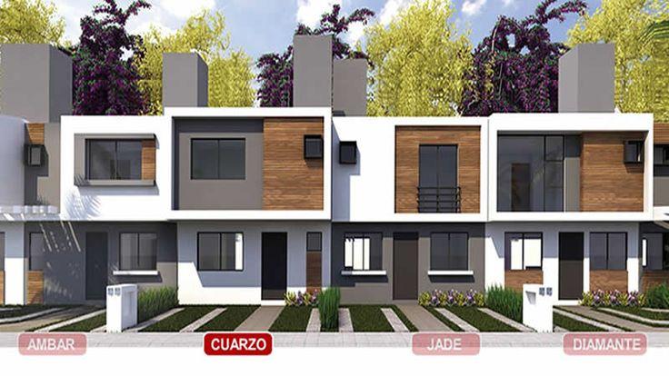 Casas en Queretaro - Riscos de Zakia - Casas en Venta en Queretaro Modelo Cuarzo