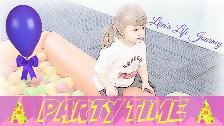 PARTY TIME || September 4 - 10, 2017 #partytime #party #partygirl #birthdayparty #toddlerbirthdayparty #party #toddler #3rdbirthday #birthday #threenager #motherhood #familyvlogs #vlogs #attentiondeficitdisorder #depression #anxiety