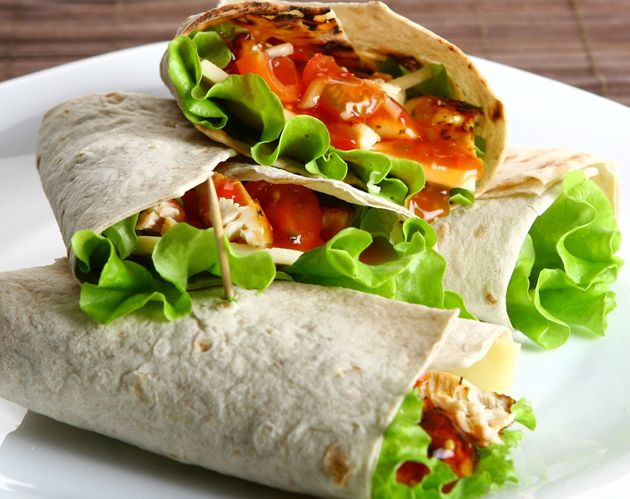 Lime Chicken Tortilla - Approx. 400 calories per serving #UWeightLoss