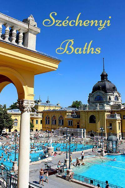 Széchenyi Baths, Budapest. A photo essay - travellousworld.com