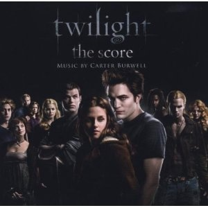 Twilight the Score by Carter Burwell. Love the book, music and movie!